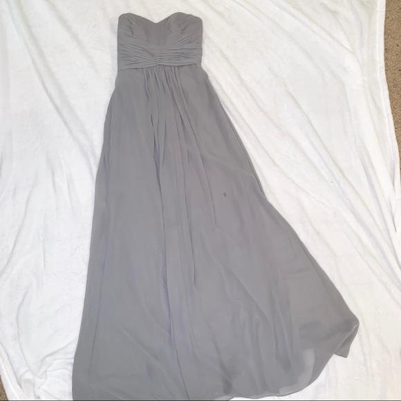 David's Bridal Dresses & Skirts - WOMENS STRAPLESS BRIDESMAID DRESS